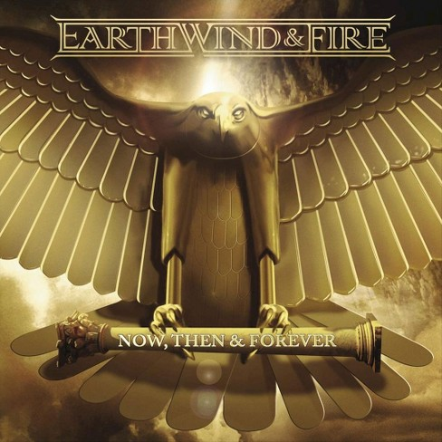 Wind & Fire Earth - Now Then & Forever (CD) - image 1 of 1