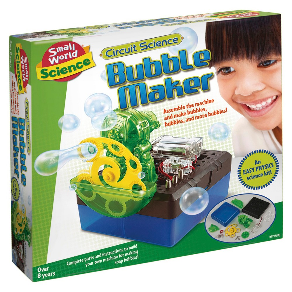 Small World Toys Circuit Science Bubble Maker Small World Toys Circuit Science Bubble Maker