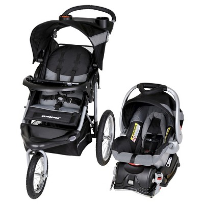 Baby Trend Expedition Travel System - Millennium White