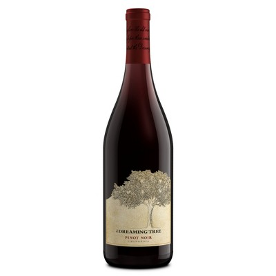 The Dreaming Tree Pinot Noir Red Wine - 750ml Bottle