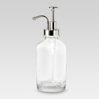 Oilcan Soap Dispenser Clear - Threshold™