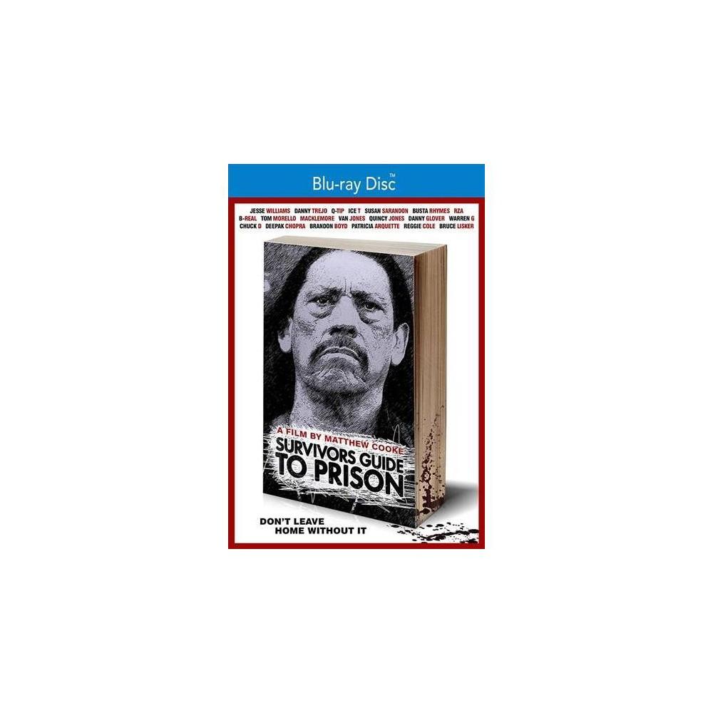 Survivors Guide To Prison (Blu-ray)