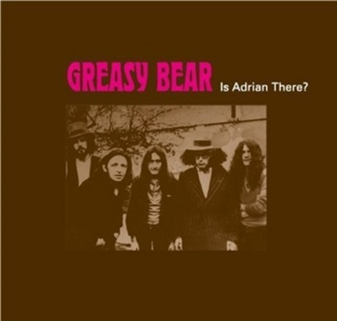 Greasy bear - Is adrian there (Vinyl) - image 1 of 1