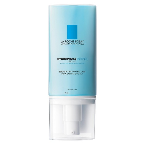 Unscented La Roche-Posay Hydraphase Intense Riche Rehydrating Facial Moisturizer - 1.69oz - image 1 of 3