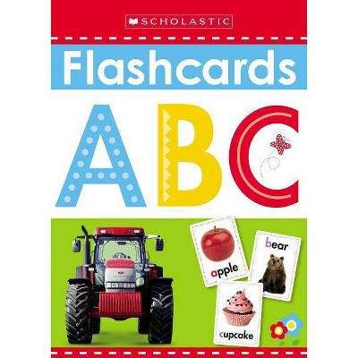 Write and Wipe Flashcards ABC  (Flash Cards)