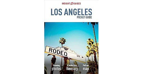 Insight Guides Los Angeles (Paperback) - image 1 of 1