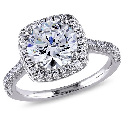 5CT. T.W. Cubic Zirconia Engagement Ring in Sterling Silver (7)