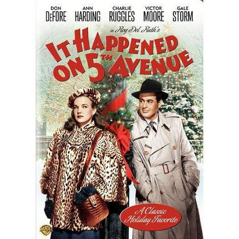 It Happened On 5th Avenue (DVD)(2008) - image 1 of 1