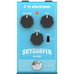 TC Electronic Skysurfer Reverb Effect Pedal