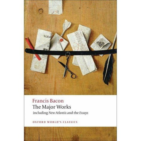Francis Bacon - (Oxford World's Classics (Paperback)) (Paperback) - image 1 of 1