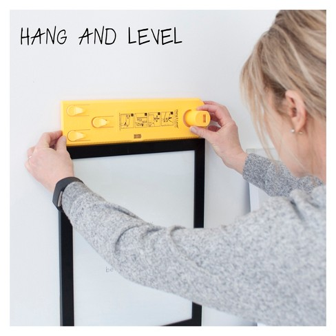 Hang Level The Picture Hanging Tool Target