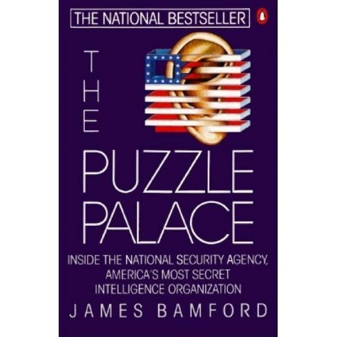 The Puzzle Palace - by  James Bamford (Paperback) - image 1 of 1
