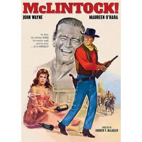 Mclintock! (DVD) - image 1 of 1