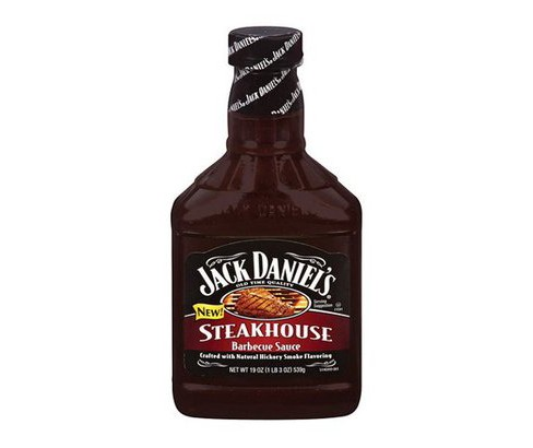 Jack Daniel's Steakhouse Barbecue Sauce - 19oz - image 1 of 1