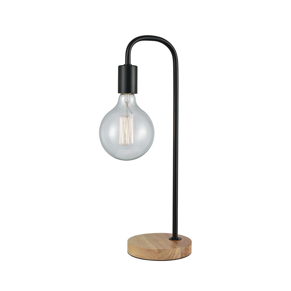 Image of Archwell Table Lamp Black (Includes Energy Efficient Light Bulb) - Pomeroy