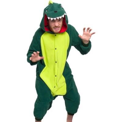 Funziez! Dinosaur Adult Novelty Union Suit