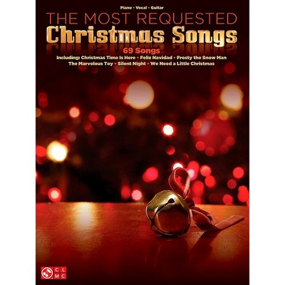 Cherry Lane The Most Requested Christmas Songs for Piano/Vocal/Guitar (P/V/G)