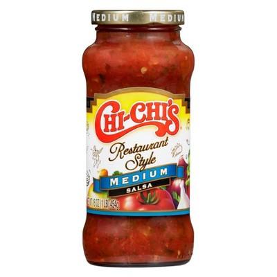 Chi-Chi's Original Recipe Medium Salsa 16oz