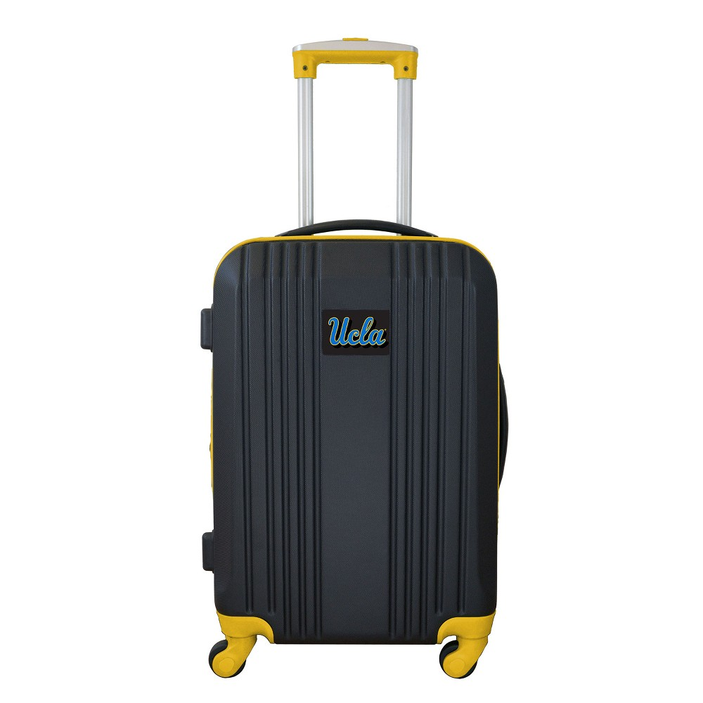 NCAA Ucla Bruins 21 Hardcase Two-Tone Spinner Carry On Suitcase