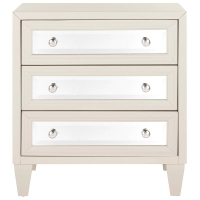 Marlon 3 Drawer Chest - Safavieh
