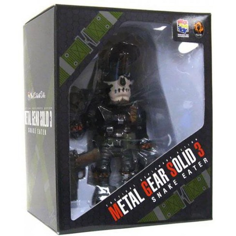 Metal Gear Solid Zombie Snake Vinyl Doll - image 1 of 1
