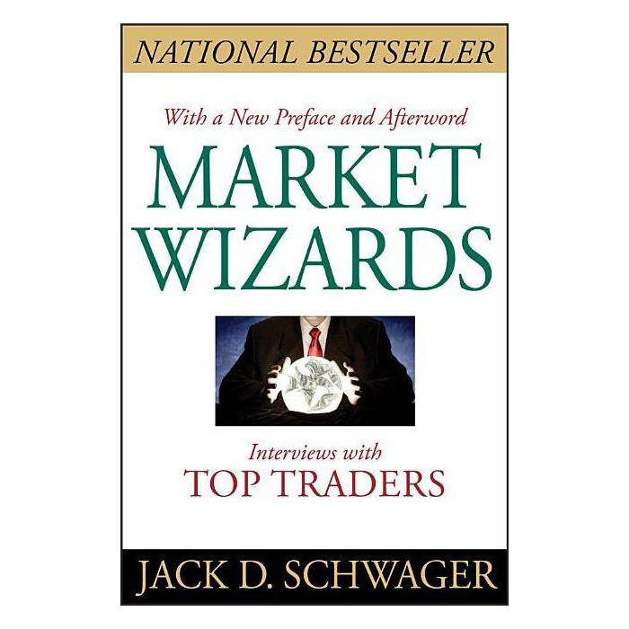 Market Wizards, Updated - by  Jack D Schwager (Paperback) - image 1 of 1