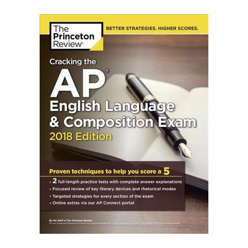 Princeton Review Cracking The Ap English Language And Composition