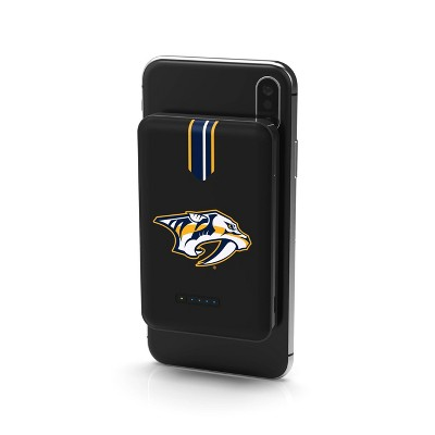 NHL Nashville Predators Wireless Charging Power Bank