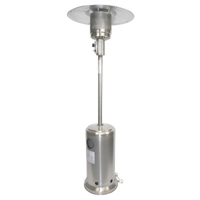 88  Stainless Steel Patio Heater - Northern Trail
