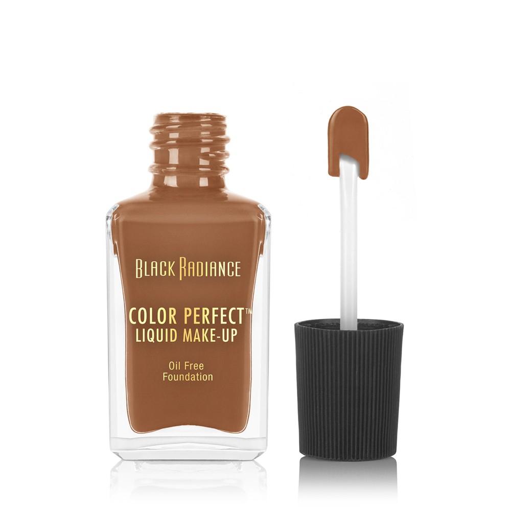 Image of Black Radiance Color Perfect Liquid Makeup Caramel - 1oz
