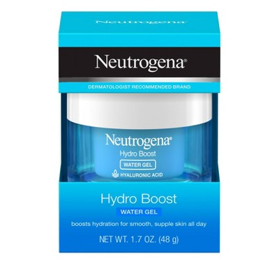 Neutrogena Hydro Boost Hydrating Water Gel Face Moisturizer with Hyaluronic Acid - 1.7 fl oz