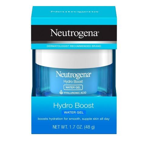 Neutrogena Hydro Boost Hydrating Water Gel Face Moisturizer with Hyaluronic Acid - 1.7 fl oz - image 1 of 4