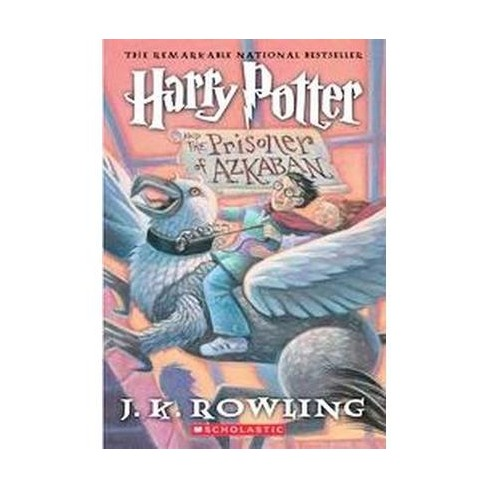 Harry Potter and the Prisoner of Azkaban ( Harry Potter) (Hardcover) by J. K. Rowling - image 1 of 1