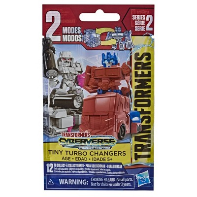 Transformers Cyberverse Tiny Turbo Changers Blind Bag