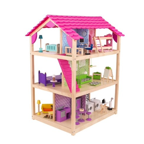 KidKraft® So Chic Dollhouse - image 1 of 4