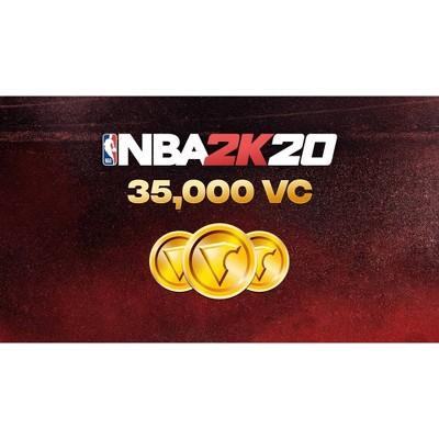 NBA 2K20: 35,000 VC - Nintendo Switch (Digital)