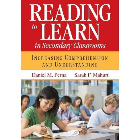 Reading to Learn in Secondary Classrooms - (Paperback) - image 1 of 1