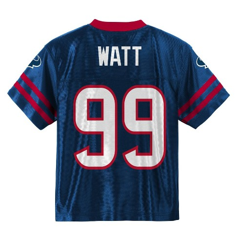 size 40 d3630 a1ee8 NFL Houston Texans Toddler Boys' JJ Watt Jersey - 3T