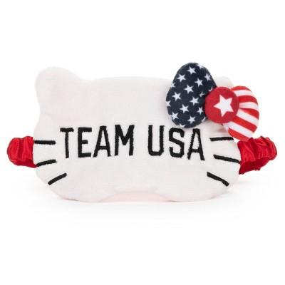 GUND Hello Kitty Team USA Sleep Mask