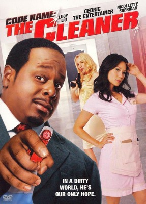 Code Name: The Cleaner (DVD)