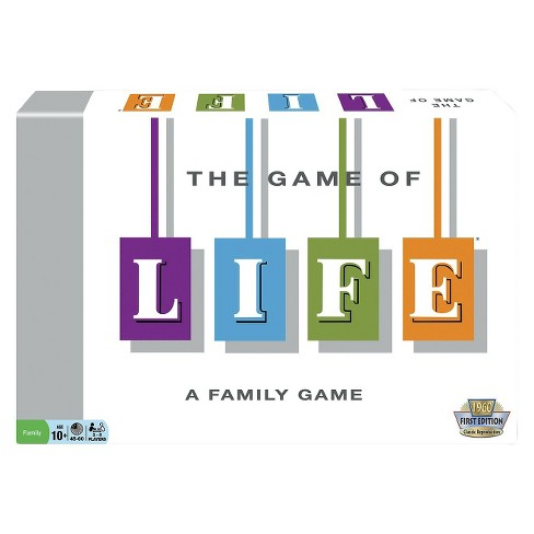 The Game of Life Classic Edition - image 1 of 1