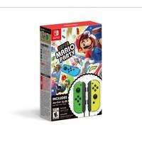 Target.com deals on Super Mario Party + Neon Green/ Neon Yellow Joy-Con Set Nintendo Switch
