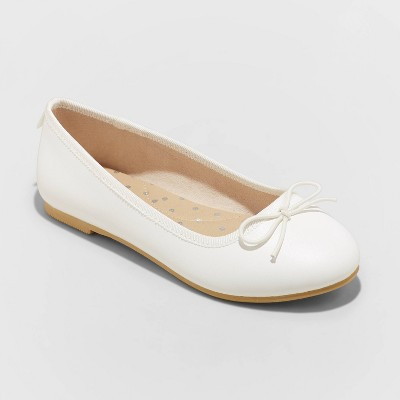 Girls' Stacy Slip-On Ballet Flats - Cat & Jack™