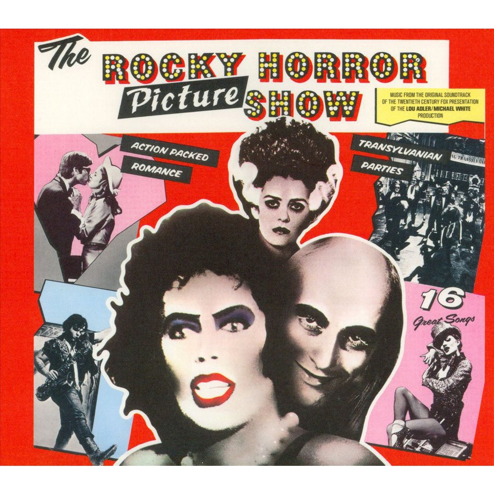 Various - Rocky Horror Picture Show (Ost) (CD)