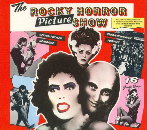 Various - Rocky horror picture show (Ost) (CD) - image 1 of 1