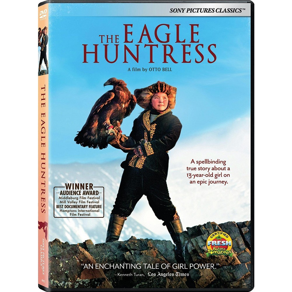 The Eagle Huntress (Dvd), Movies