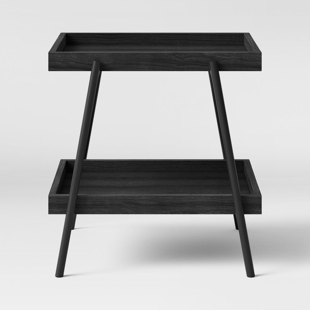 Image of Hillside Side Table Black - Project 62