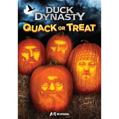Duck Dynasty: Quack or Treat (DVD)(2014)