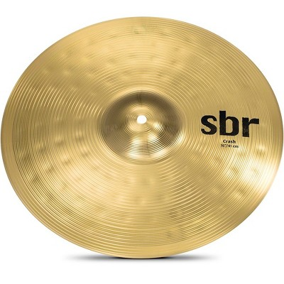 Sabian SBr Crash Cymbal 16 in.