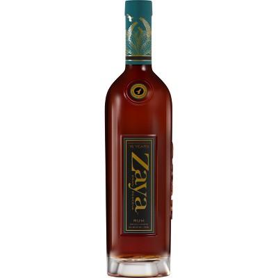 Zaya Gran Reserva Rum - 750ml Bottle